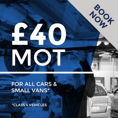 cheap MOT Inverurie